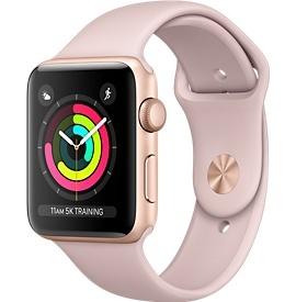 Apple Watch Series 3 Pink Sand