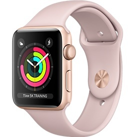 Apple Watch Series 3 Pink Sand