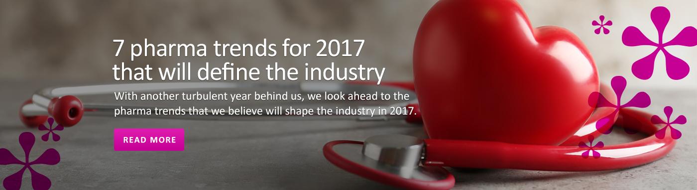 7 Pharma Trends for 2017 Heart and Sethoscope